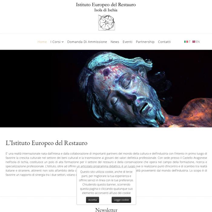 http://www.istitutoeuropeodelrestauro.it/it/