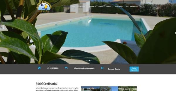 Hotel Continental Pozzallo
