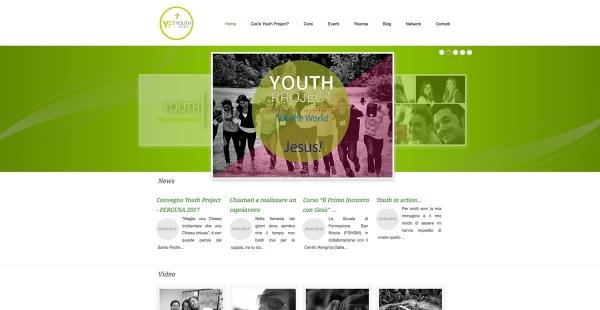 Youth Project - Centro Kerigma
